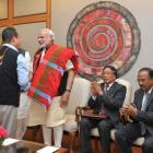 PHOTOS: Modi govt signs historic Naga peace accord