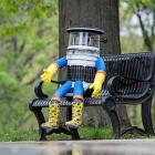 This cute hitchhiking robot didn't last 2 weeks in US