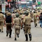 Youth injured, 35 detained as Jammu bandh enters fifth day