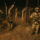 1 civilian killed as India, Pakistan trade heavy fire at LoC