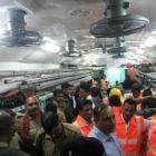 Flooding of tracks caused derailment: Railways