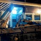 25 injured in MP train derailments, rescue ops on: WCR