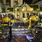 Thai police arrest foreigner 'likely involved' in Bangkok blast