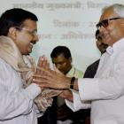 Nitish, Kejriwal tear into Modi govt, say people will give befitting reply