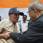 Veterans honour their fallen, respect their Commander
