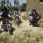 Motorbike-borne militants target Pakistani airport
