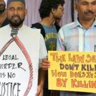 Law panel recommends abolishing death penalty except in terror cases