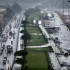 Heavy rains batter Chennai, parts of Tamil Nadu; normal life affected