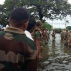 Army out in Chennai as deluge disrupts normal life