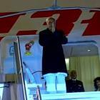 PM Modi leaves for New Delhi after attending Paris summit