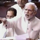 Nobody should have to prove their patriotism, says PM Modi in Rajya Sabha