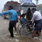 PHOTOS: Chennai in troubled waters