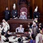 RS not to adjourn for day if sitting member dies in inter-session period
