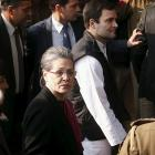 National Herald: SC exempts Sonia, Rahul from personal appearance