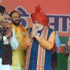 BJP deploys big guns as Delhi campaign enters last lap