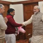 'Kejriwal can even join hands with Modi if it suits him'