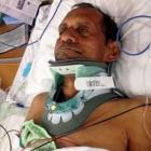Indian paralysed after US cops' brutality testifies against officer
