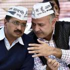 Handed drubbing by BJP in MCD polls, AAP cries foul