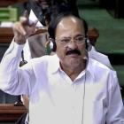 Congress raising 'non-issues' to divert attention from Agusta: Naidu