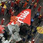 French co-pilot was 'flying AirAsia plane' when it crashed