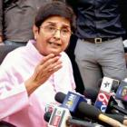 Bedi files police complaint against Vishwas