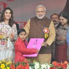 'I must get credit for Beti Bachao Beti Padhao slogan'