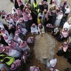 PHOTOS: Thousands say farewell to Saudi's King Abdullah