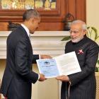 PHOTOS: India's goody bag for Obamas