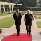 How Modi made Obama feel special