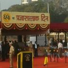Oops! Maha state banner says it's 65th Republic Day instead of 66th