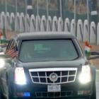 Breaking tradition, Chief Guest Obama arrives in 'Beast' for R-Day