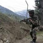 Pakistan Rangers target posts along IB in Jammu
