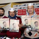 AAP's manifesto focuses on free water, cheap bijli and women's safety