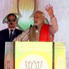 AAP a 'backstabber'; Bedi will take Delhi to new heights: Modi