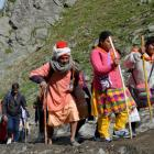 Over 12,000 pilgrims begin Amarnath Yatra amid tight security