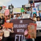 Police violently disrupted peaceful stir, allege FTII students