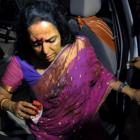 Hema Malini discharged from hospital