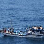 Suspicious foreign dhow intercepted off Kerala coast