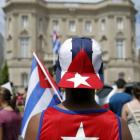 First commercial US flight in over 50 years lands in Cuba