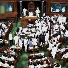 Government tenders apology in LS over absence of ministers