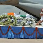 APJ Abdul Kalam's body brought to Delhi; President, PM pay tributes