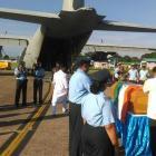 Former President APJ Abdul Kalam's body flown to Delhi