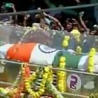 WATCH! Kalam's funeral in Rameswaram