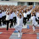 Yoga enters UNESCO's list of intangible cultural heritage of humanity