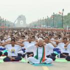 'We spent 25, 30 crores on Yoga Day'