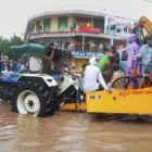 Death toll due to heavy rains in Gujarat reaches 40