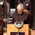 Mufti Mohammad Sayeed sworn-in as J-K chief minister