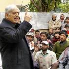 Who is Mufti Mohammed Sayeed