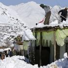 Afghanistan: 'Worst avalanche in 30 years' claims 250 lives
