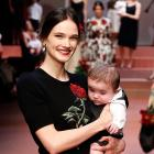 MAMMA MIA! The HOTTEST Mommy styles from Milan Fashion week